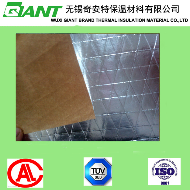 Facing Materials--Aluminum Foil with Flame-Retardant Kraft Paper