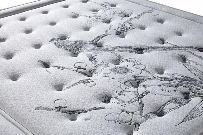 2017 New Spring Memory Foam Mattress for Bedroom Furniture Jbl2000-7