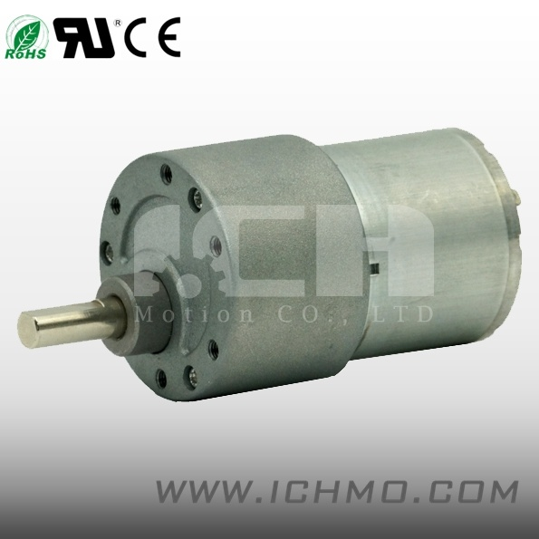 DC Gear Motor (37MM) - Deviating Axis (D372B2)