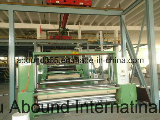 Single S PP Spunbond Non-Woven Fabric Production Line for PP