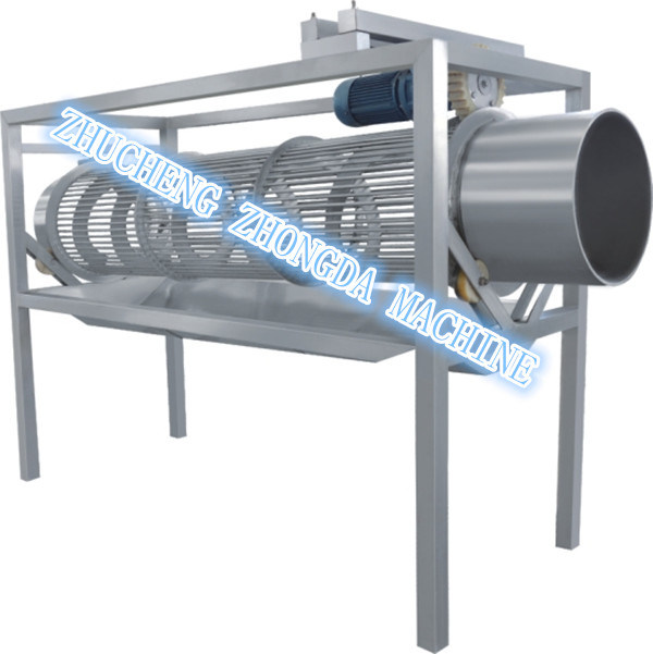 Full Stainless Steel Dewater Machine of Chicken Slaughter Machine Line