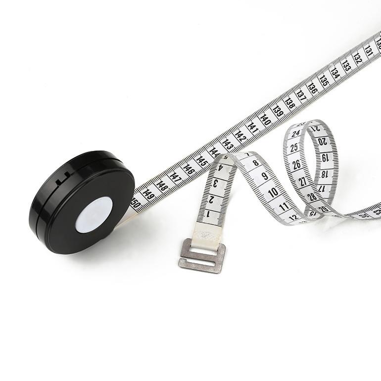 Eco-Friendly Water Proof Fabric PVC Fiberglass Tape Measuring Meter (RT-135)