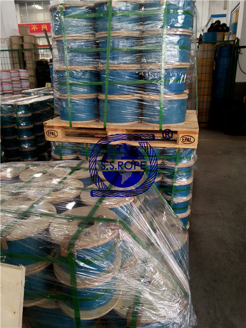 Stainless Steel Wire Rope (YS) 304 7*7-1.8mm