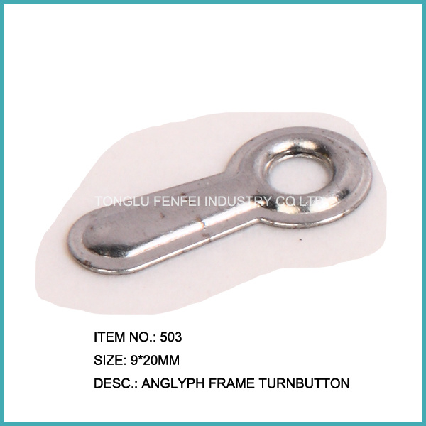 Anaglyph Frame Turnbutton