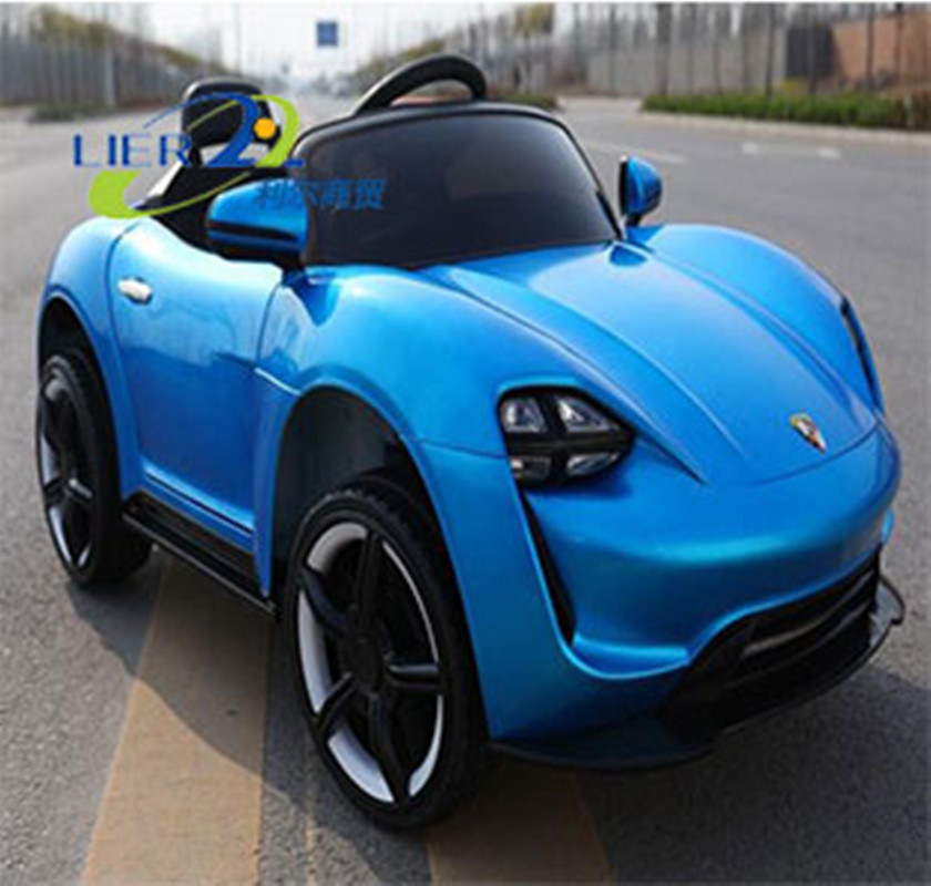 Electric Kids Car 2017 The Sports Car Style