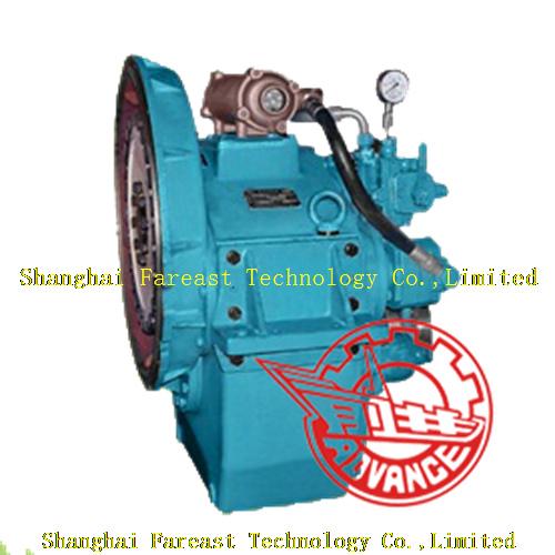 Hangzhou Advance Mv100/135A/Hcq138/Hc138/Hcd138/Hca138 Marine Reduction Transmisision Gearbox
