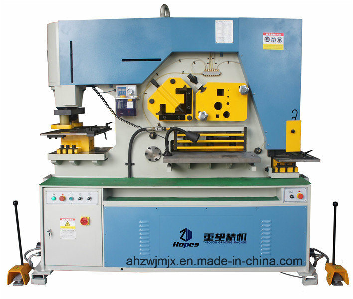 Q35y Series Hydraulic Combined Punching Shearing for Metal