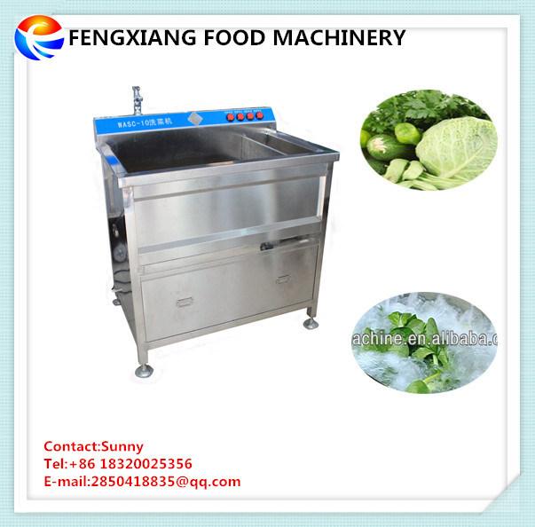 Wasc-10 Fruit and Vegetable Washing Machine, Commercial Ozone Disinfecting Washer