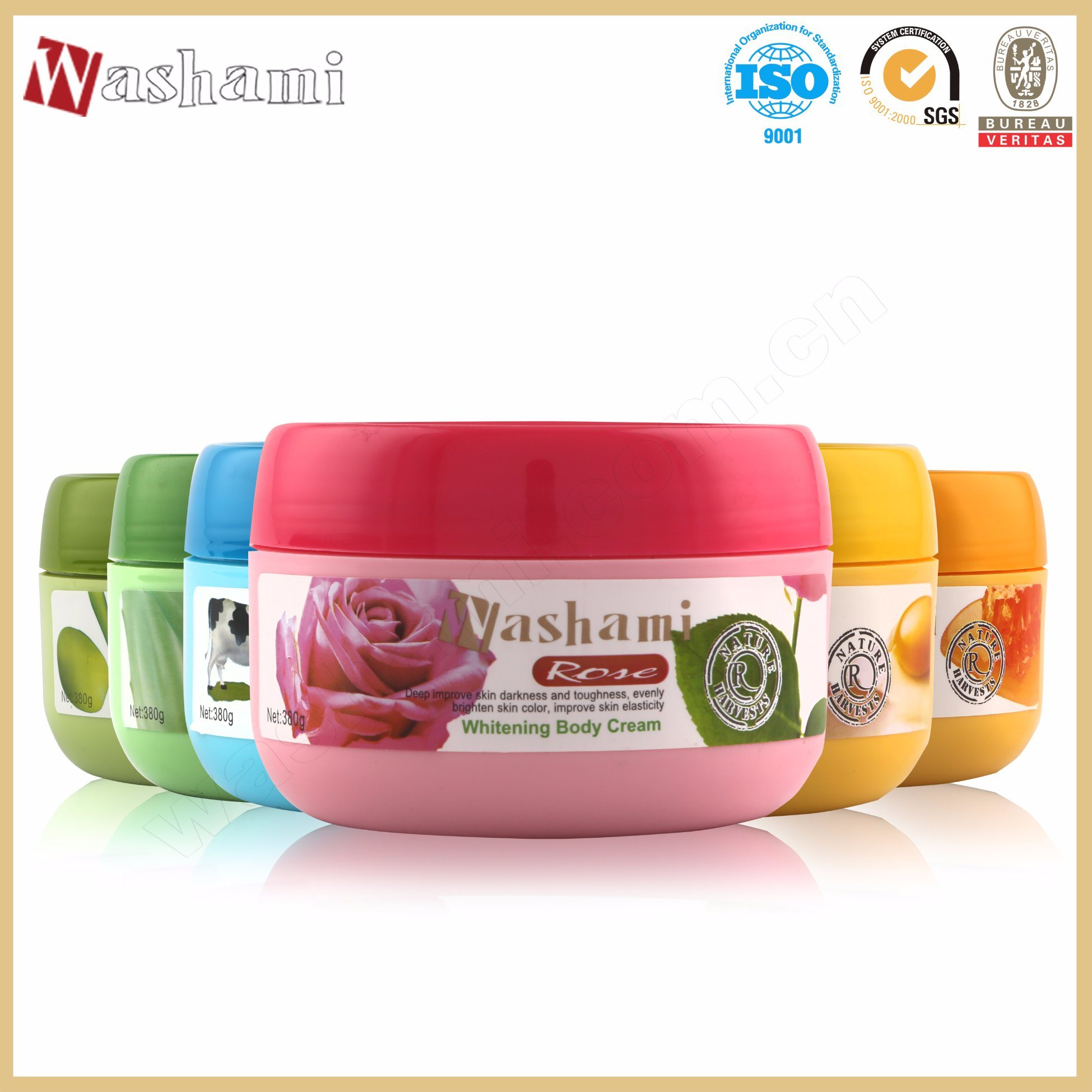 Washami Whitening and Brightening Body Cream for Man and Women