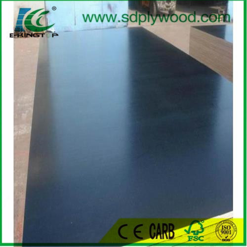 21mmx1250X2500mm Recycled Core Film Faced Plywood Cheapest Price for Europe