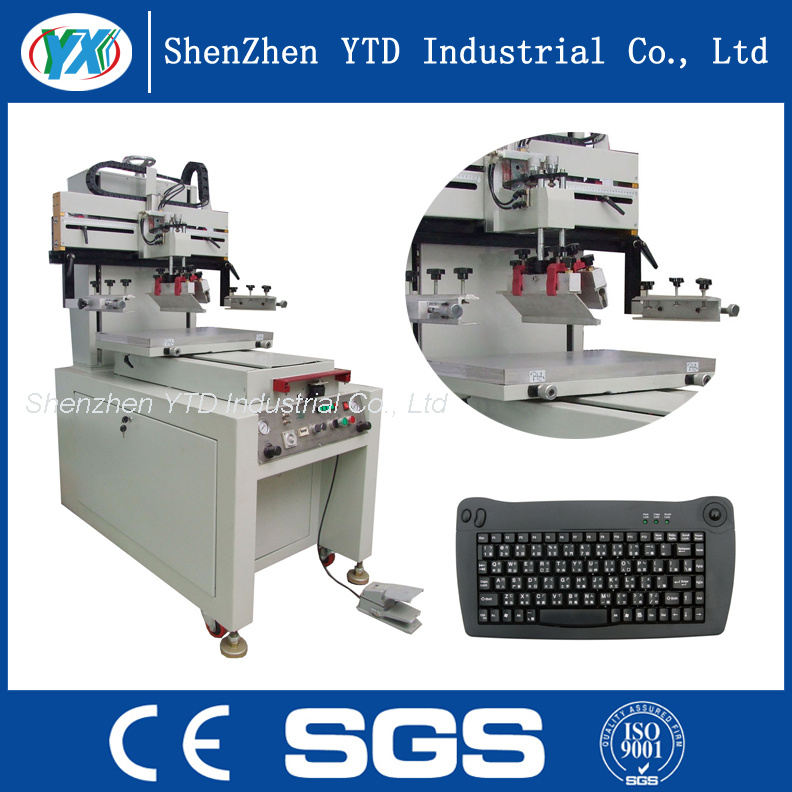 Ytd-4060s Sliding Printing Table Screen Printing Machine