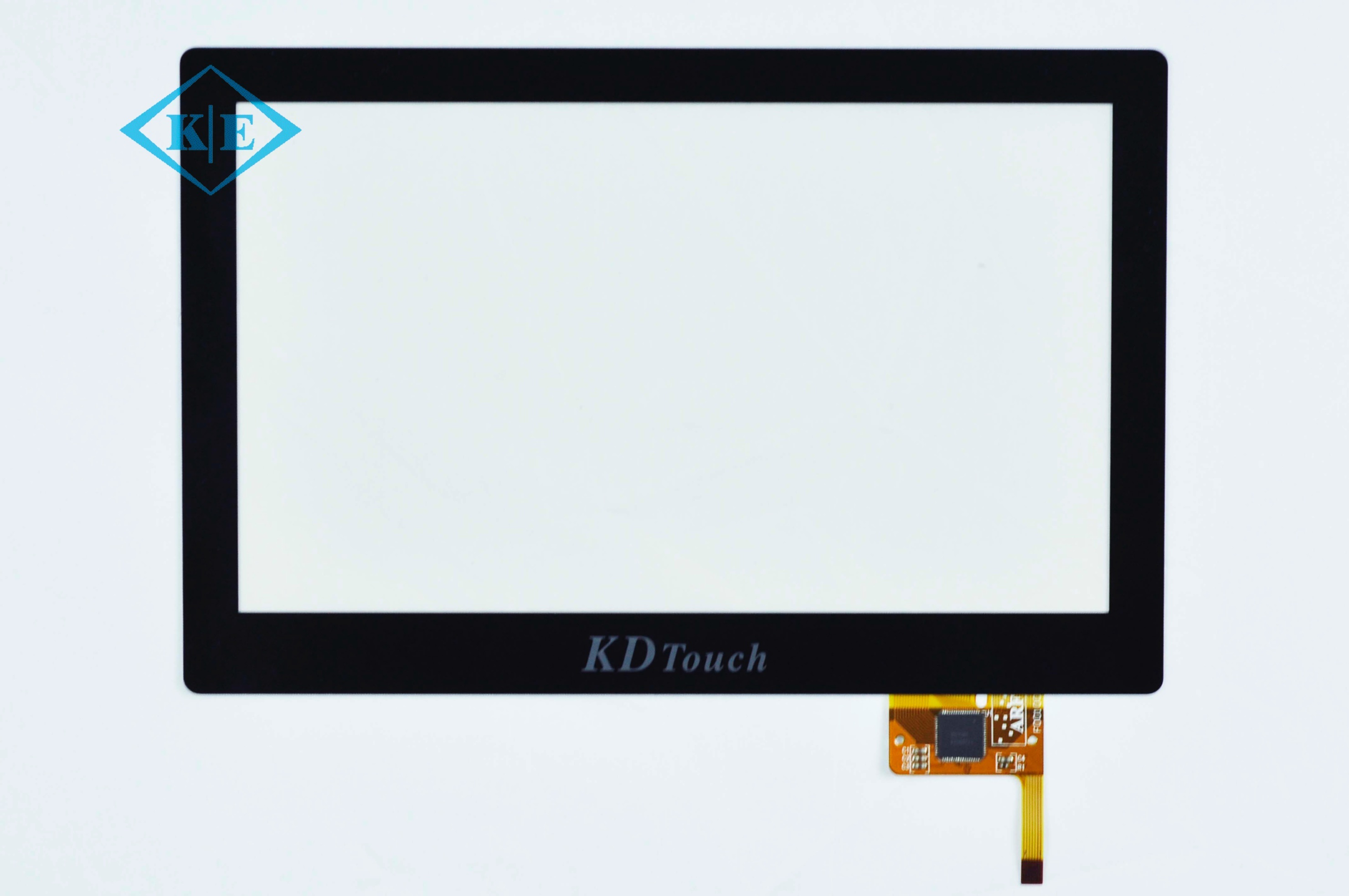 17 Inch Capacitive Touch Panel with Cover Lens