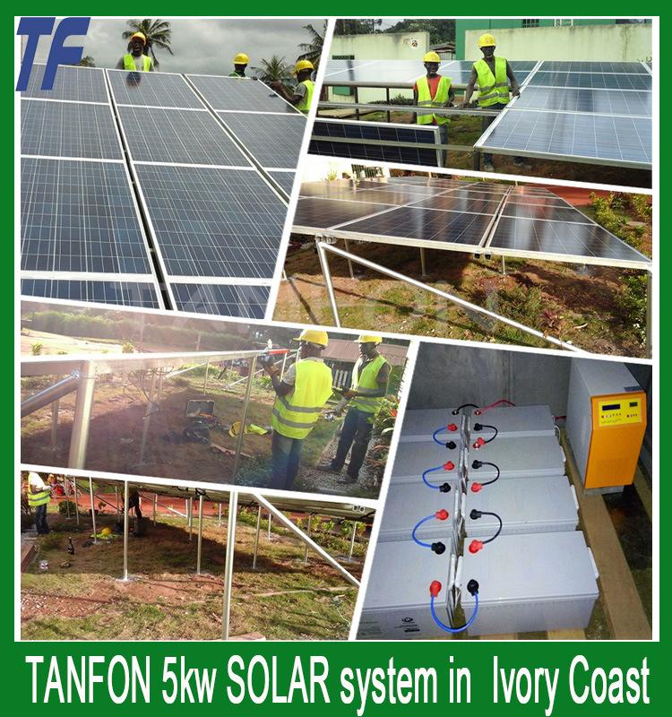 3kw 2kw 1kw 5kw Solar Power Inverter Controller Built in
