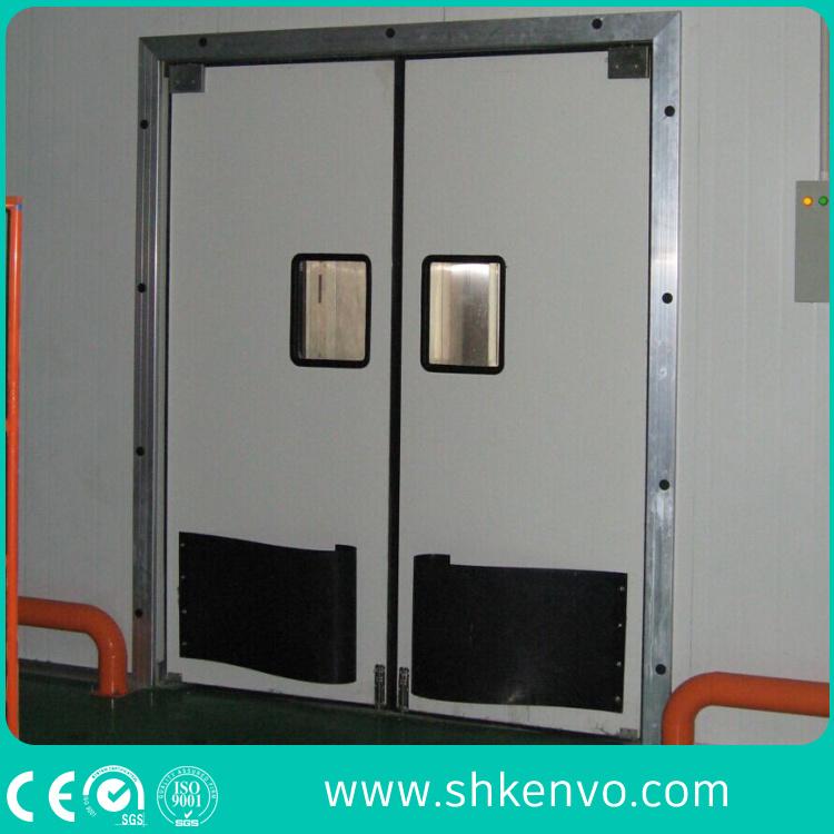 Stainless Steel or ABS Plastic Crash Bumper Impact Traffic Door