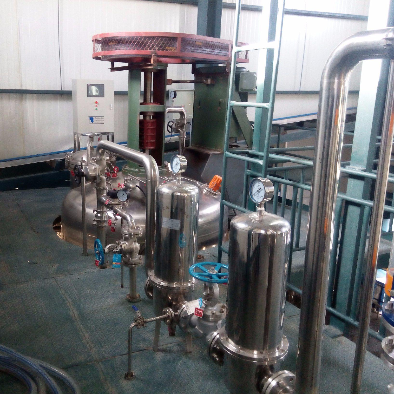 2000 Liters Stainless Steel Fermenter