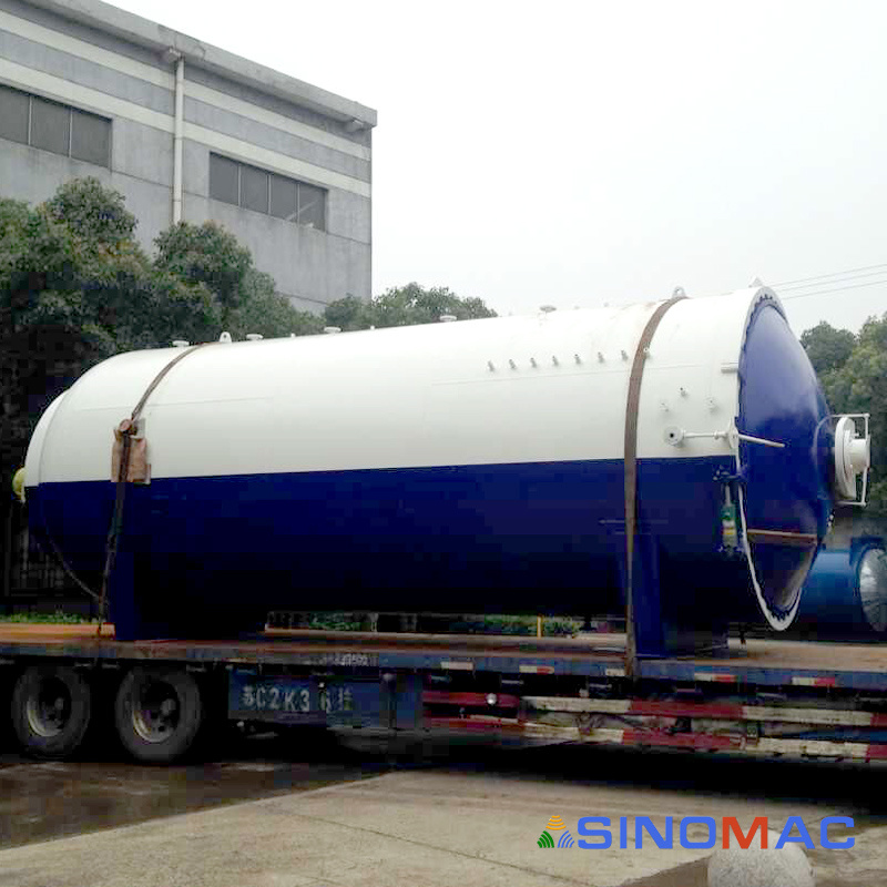ASME Certified Laminated Architectural Glass Oven (SN-BGF2650)