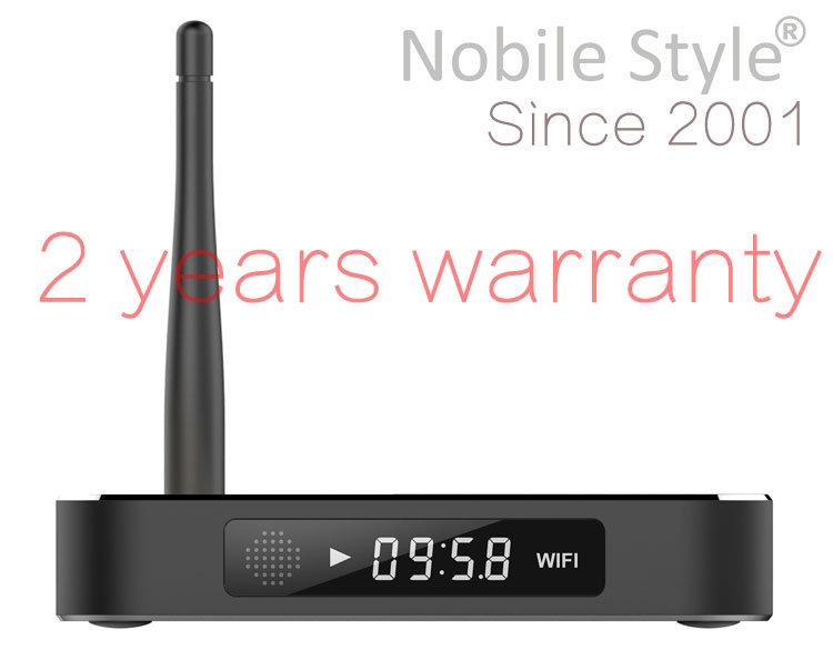 Custom Made Google Smart Android5.1/6.0 Marshmallow TV Box S905/S905X Quad Core T95-2GB/8GB