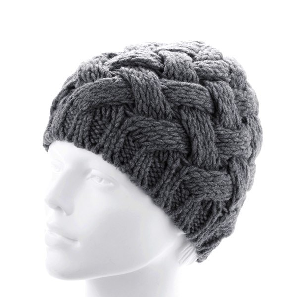 Made to Order Fashion Women Hand-Knitting Knitted Winter Hats
