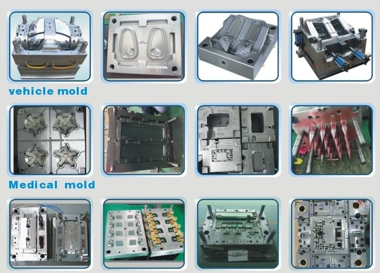 Plastic Injection Mould for High Quality Plastic Products