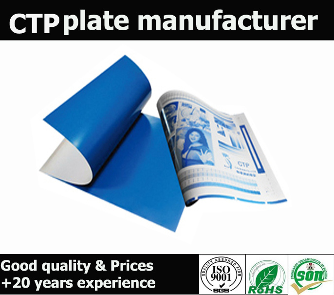 Direct Thermal Plates Manufacturerpositive CTP Plate