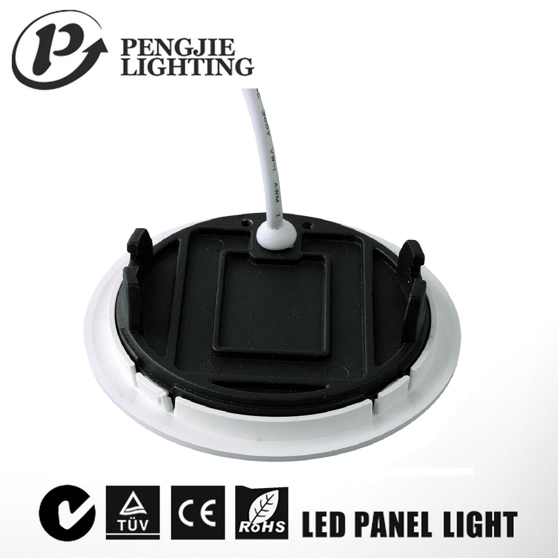 New Design High Lumen 8W Ultra Slim LED Panel Light for Indoor Lighting