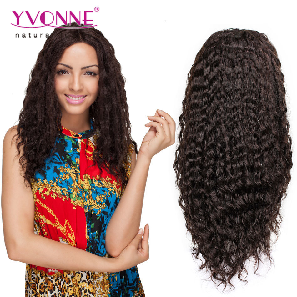 Fast Delivery Brazilian Human Hair Front Lace Wig