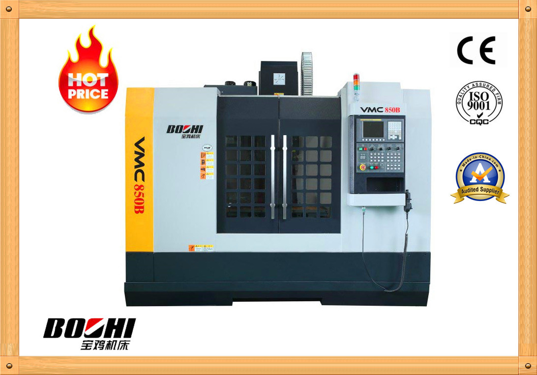 CNC Milling Machine and Machine Center Vmc650/850b