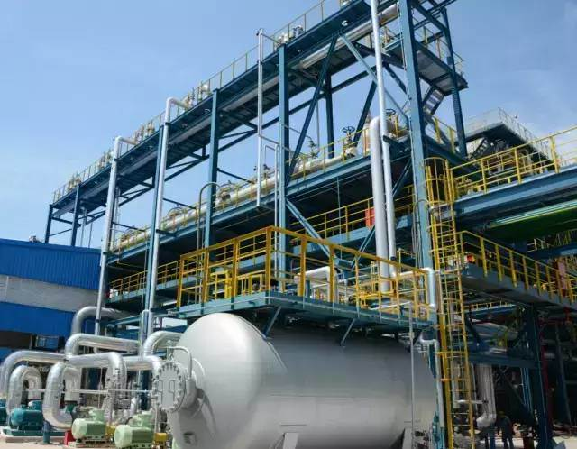 Geothermal Power Plant on Orc Technology