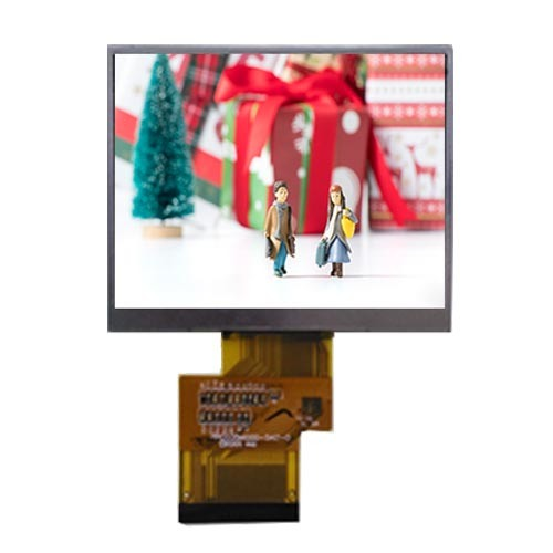 3.5 Inch Customizable TFT LCD Module Medical Industrial Touch Screen