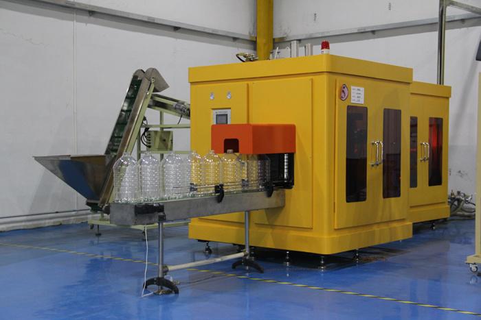 Full Servo Electromotion Blow Molding Machine