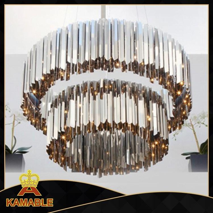 Fancy Restaurant Lighting Pendant Light (KA5222-100+60)