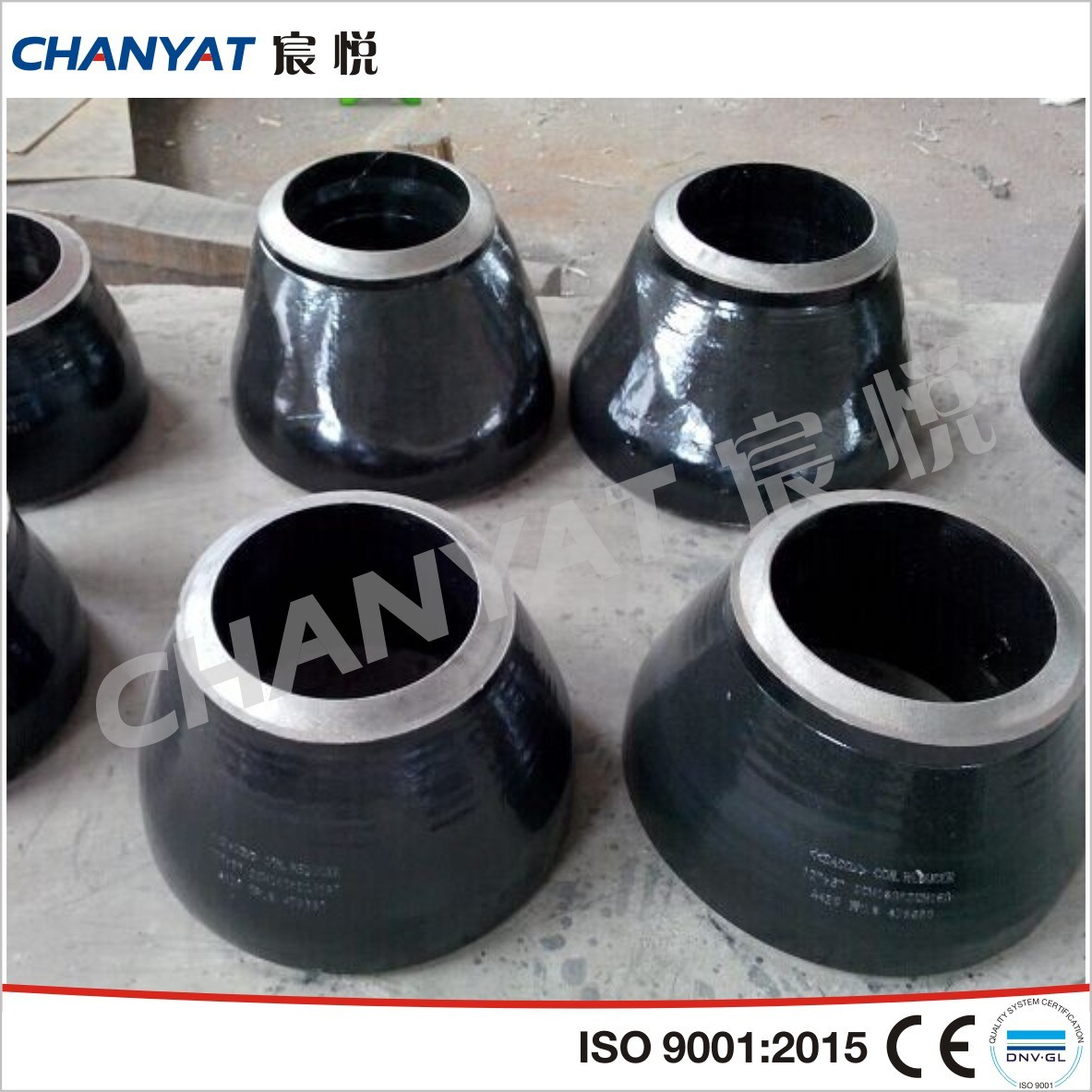 Bw Fitting-Line Steel Reducer (A860 WPHY42, WPHY46, WPHY52, WPHY60)