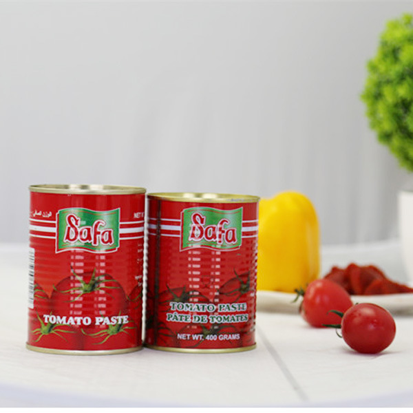Hot Sell Tomato Sauce Canned Food