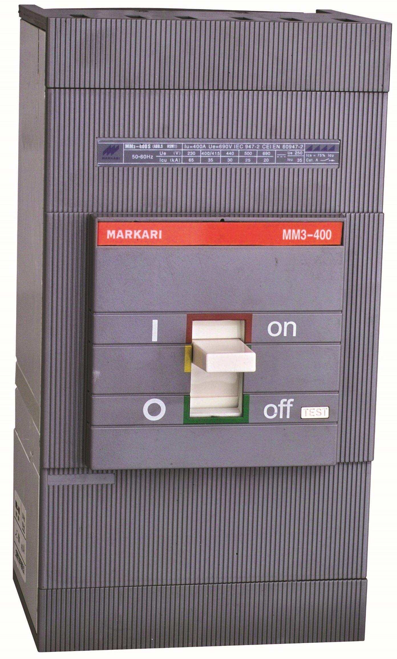 MM3 Mould Case Circuit Breaker
