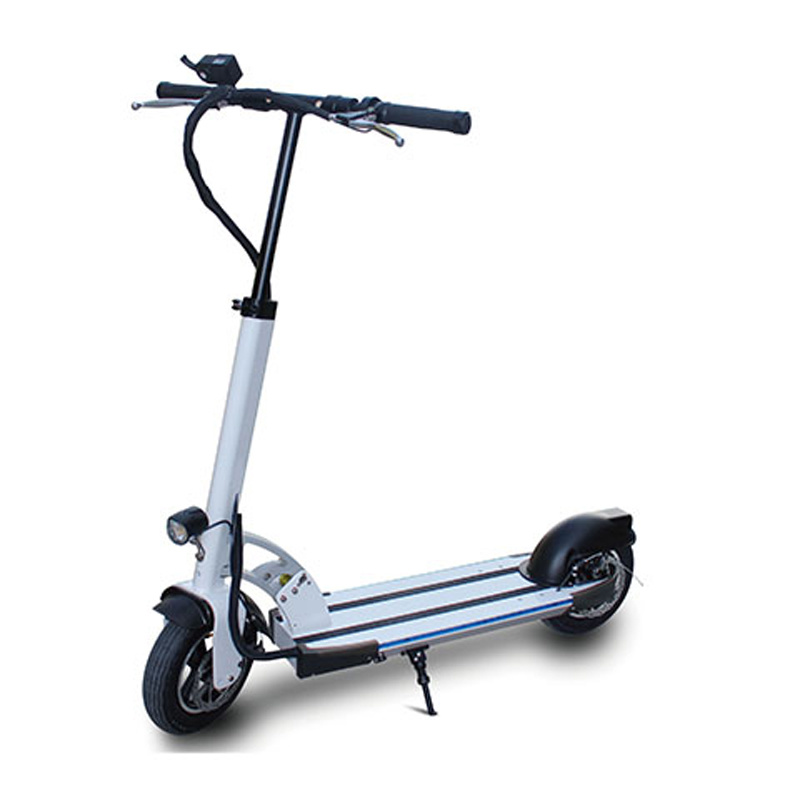 10 Inch Adjustable / Folding Multicolour Kick Scooter