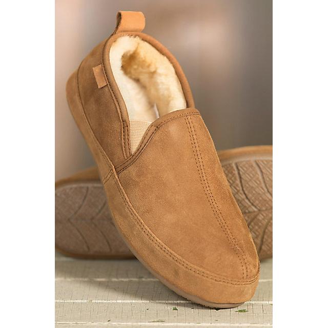 Men′s Owen Sheepskin Slippers
