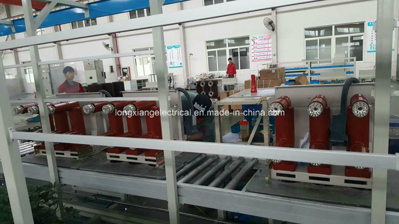 Vib1-12 Indoor Hv Vacuum Circuit Breaker with Xihari Type Test Report