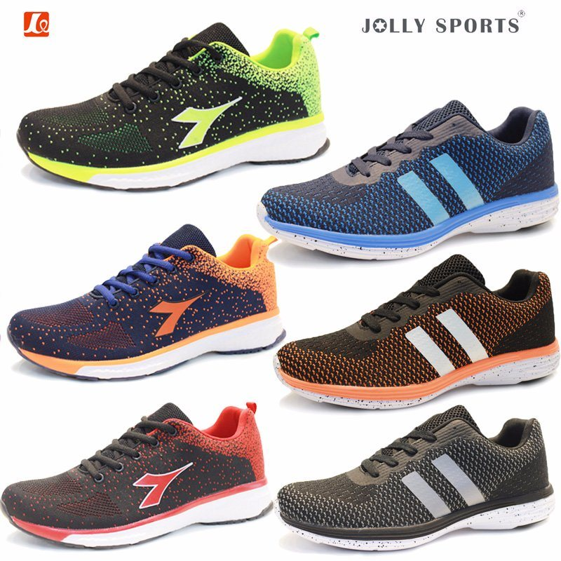 Men Women Flyknit Sneaker Footwear Sports Running Shoes