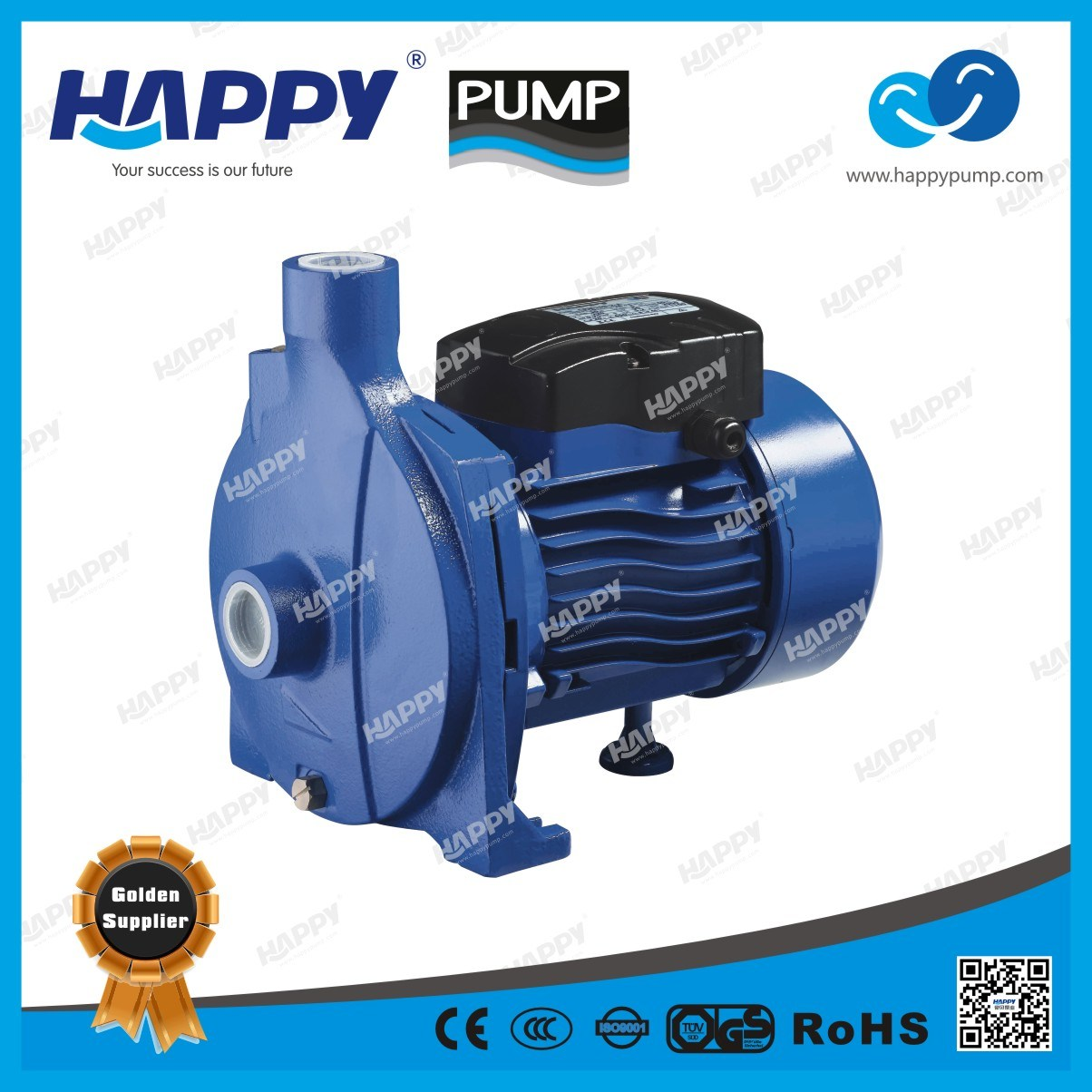 Centrifugal Water Pump (CPM-2)