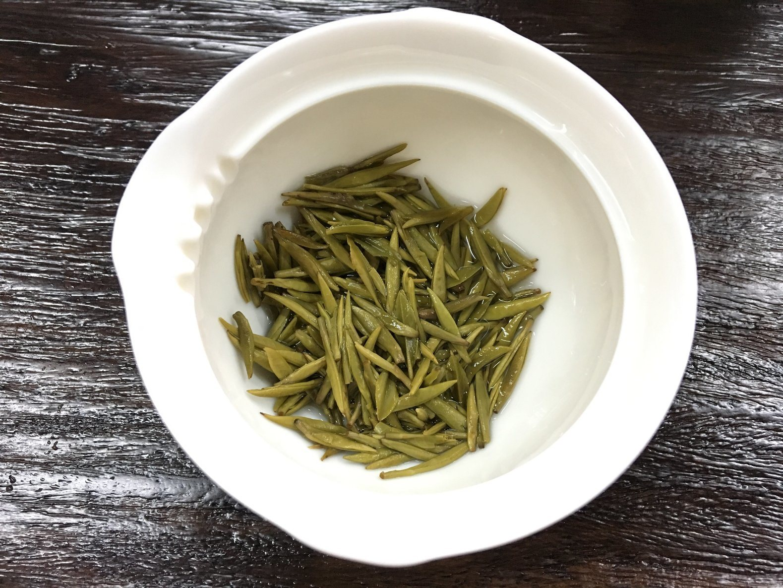 China Tea Mengding Yellow Bud Chinese Yellow Tea
