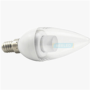 4W 5W LED Bulb Lamp E14 LED Candle Light