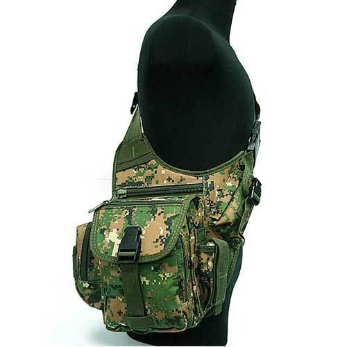 Military Universal Utility Shoulder Bag (WS20072)