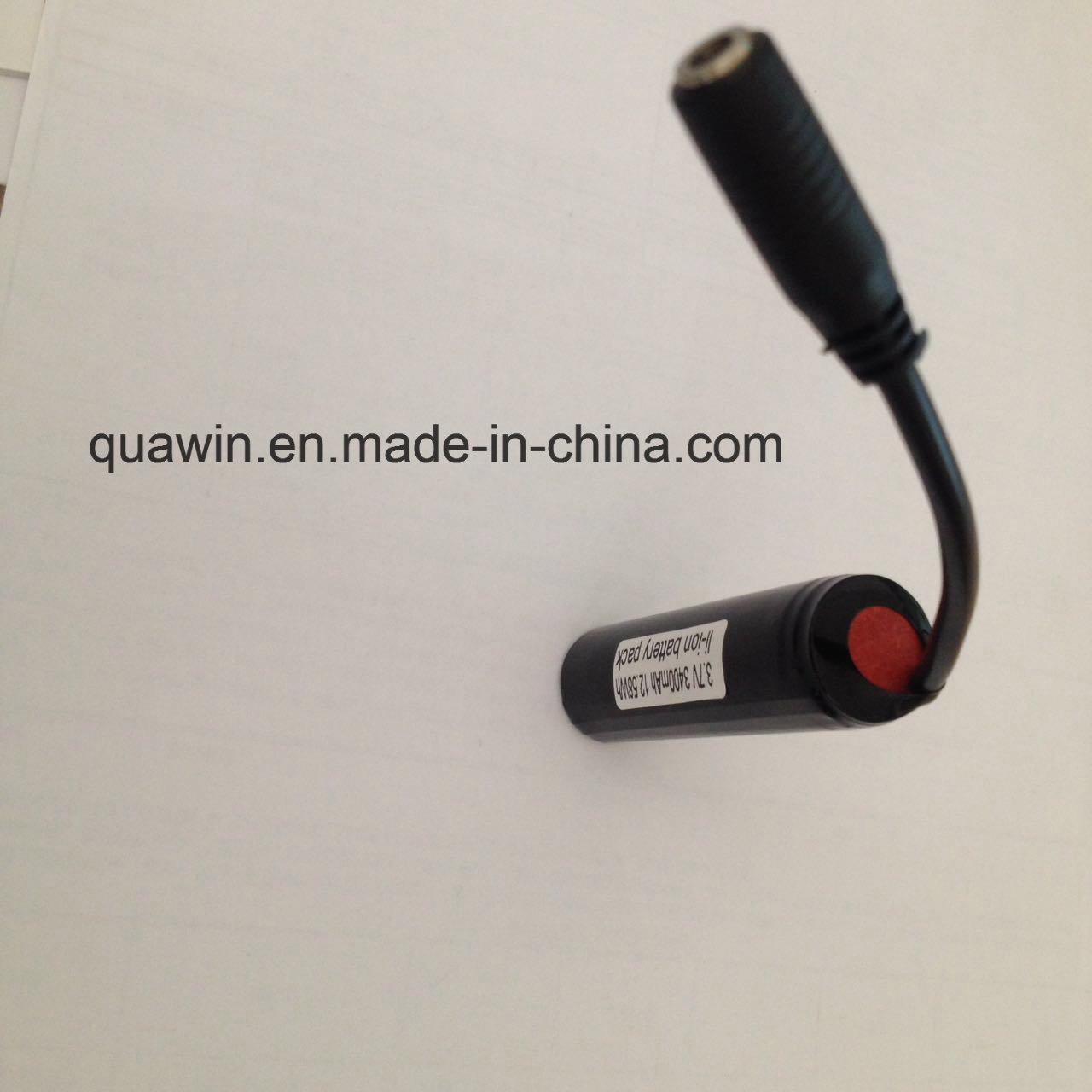 3.7V 3400mAh 18650 Li-ion Rechargeable Battery