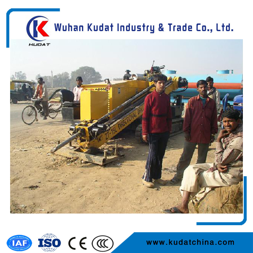 Horizontal Directional Drilling Machine (ZT-15)