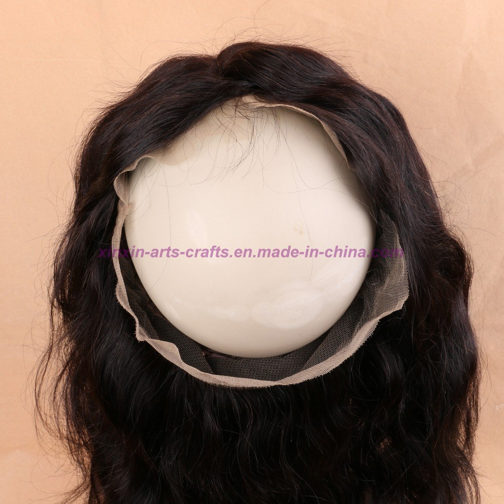 8A 360 Lace Frontal Malaysian Body Wave Lace Frontal Closure 360 Lace Frontal Closures with Baby Hair 360 Lace Frontal Wigs