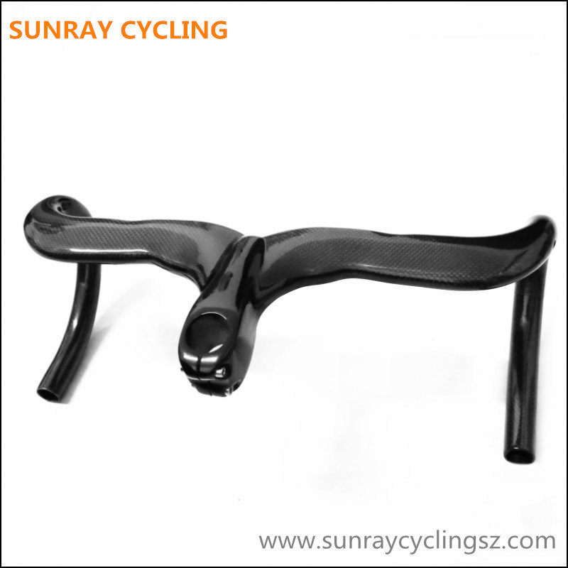 Carbon Fiber Bike Handlebar Road Racing Handlebar