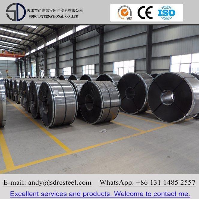 Dx51d SGCC Zinc Coating Hot Dipped Galvanized Steel Plate