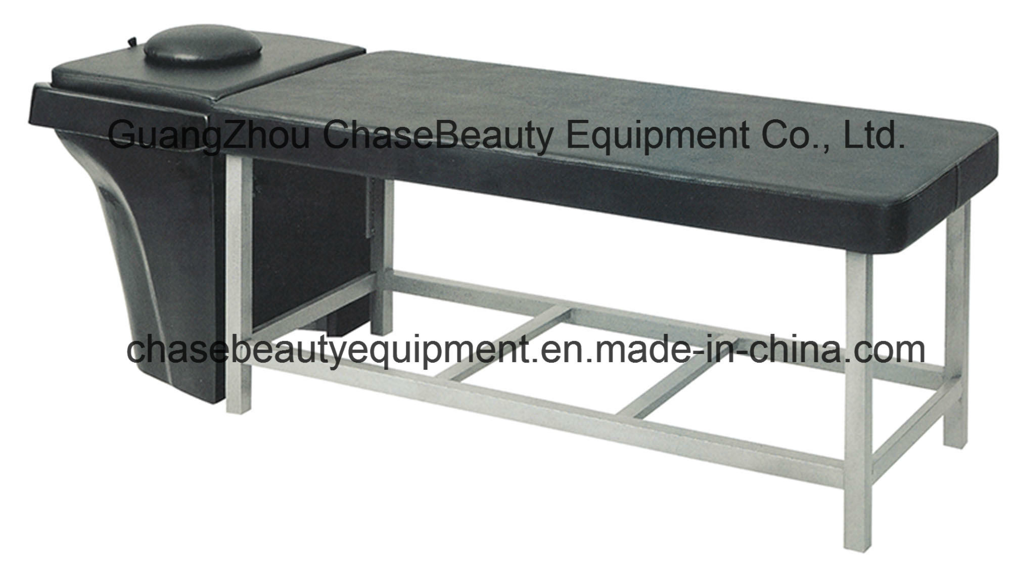 Thailand Style Shampoo Chair &Bed for Beauty Salon Equipment