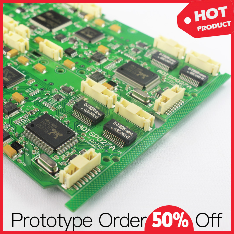 High Quality 4 Layer PCB with 20% Cost-Saving