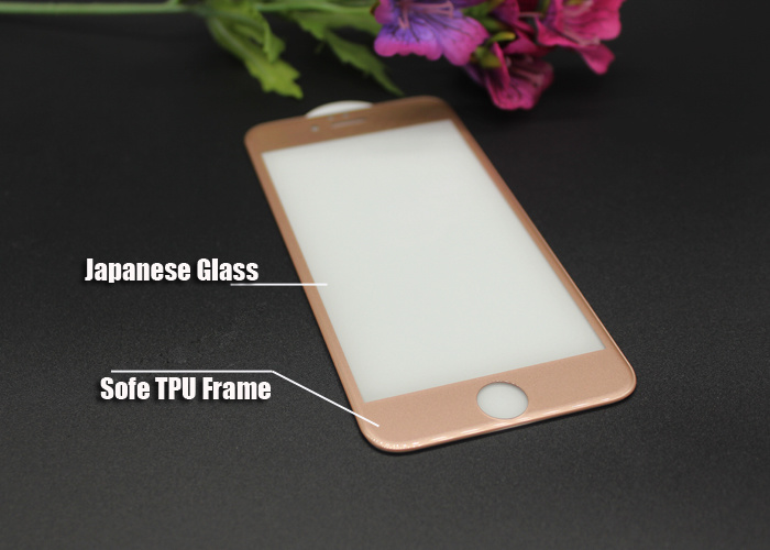 2017 Screen Protector 3D Curved Cell/ Mobile Phone Accessories for iPhone 6/6p